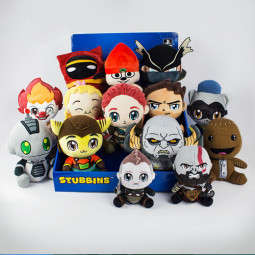 The Stubbins are here!