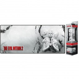 The Evil Within Oversize Mousepad Enter The Realm