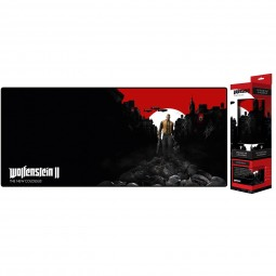 Wolfenstein Oversize Mousepad Trail of the Dead