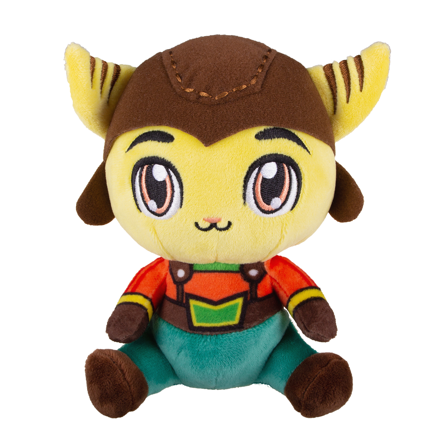 Ratchet And Clank Plush Ratchet Stubbins Stubbins Toys