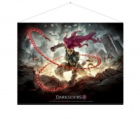 Darksiders Wallscroll Keyart