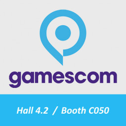 Join us at GamesCom 2016!