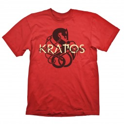 God of War T-Shirt Kratos Symbol