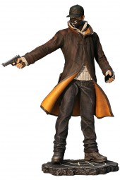 Watch Dogs Statue Aiden Pearce