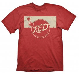 Team Fortress 2 T-Shirt Red