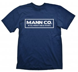 Team Fortress 2 T-Shirt Mann Co.