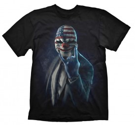 Payday 2 T-Shirt Rock On
