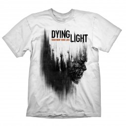 Dying Light T-Shirt Cover Zombie