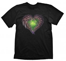 Starcraft II T-Shirt Zerg Heart