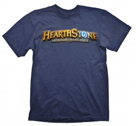 Hearthstone T-Shirt Logo Navy