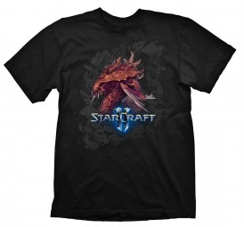 Starcraft II T-Shirt Iconic Zerg
