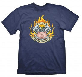 Overwatch T-Shirt Roadhog