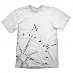 Uncharted 4: A Thief's End T-Shirt Compass
