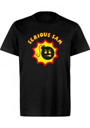 Serious Sam T-Shirt Logo