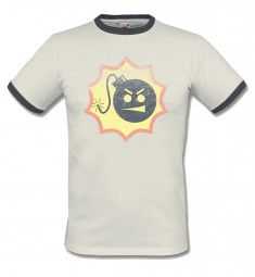 Serious Sam Ringer Shirt Logo