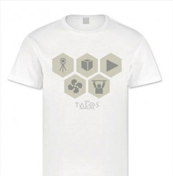 The Talos Principle T-Shirt Actions