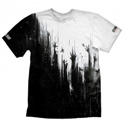 Dying Light T-Shirt Black & White