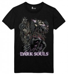 Dark Souls 3 T-Shirt Zombie Knight