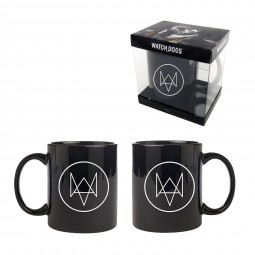Watch Dogs Mug Fox