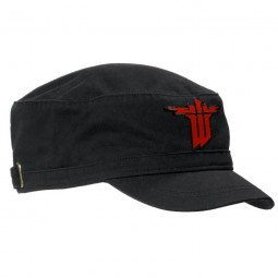 Wolfenstein Military Cap Logo