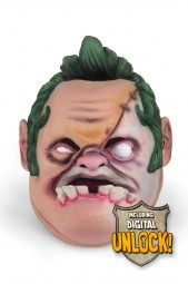 DOTA 2 Replica Pudge Latex Mask + Ingame-Code