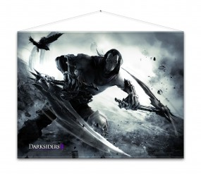 Darksiders 2 Wallscroll Death