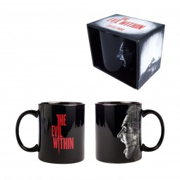 The Evil Within Mug Logo