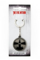 The Evil Within Keychain Asylum