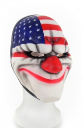 Payday 2 Replica Dallas Mask