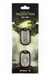 Dragon Age: Inquisition Dog Tags The Inquisition