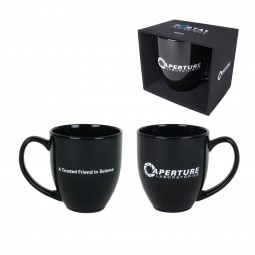 Portal 2 Mug Aperture Laboratories