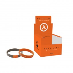Half-Life Wristband Assortment