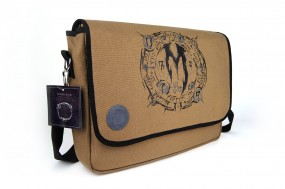 The Elder Scrolls Online Messenger Bag Canvas Sigil Pouch