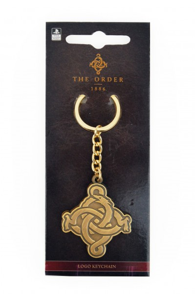 The order 1886 keychain logo products gaya entertainment for The order 1886 shirt