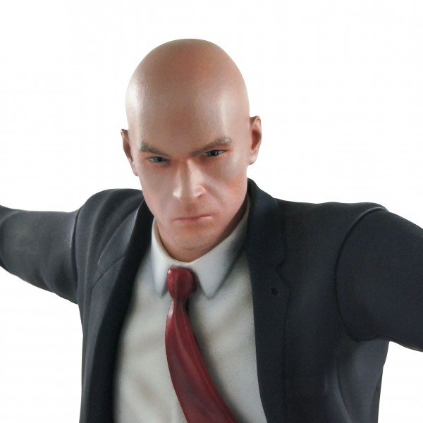 hitman statue agent 47 figurines statues toys collectibles