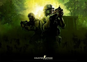 Counter-Strike: Global Offensive Poster Green