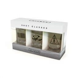 Hitman Collectible Glasses Collection
