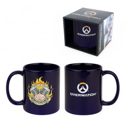 Overwatch Mug Roadhog