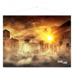 Dying Light Wallscroll Parkour