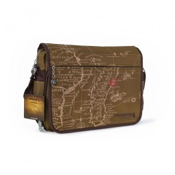 Uncharted 4: A Thief's End Messenger Bag Map