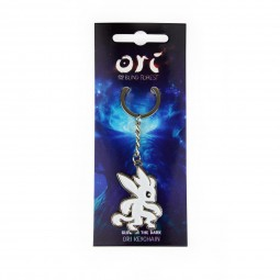 Ori and the Blind Forest Keychain Ori