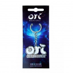 Ori and the Blind Forest Keychain Logo