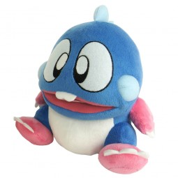 "Bubble Bobble Plush ""Bob"" Blue"