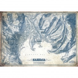 Dishonored 2 Poster Karnaca Map