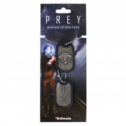 Prey Dog Tags Morgan Yu