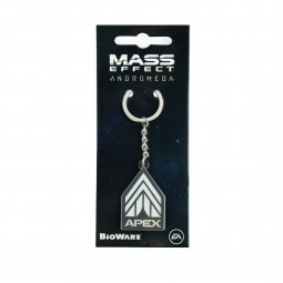 Mass Effect Andromeda Keychain APEX