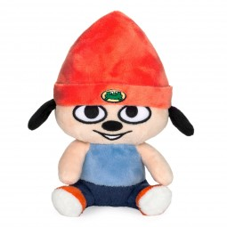 "Parappa the Rapper Plush ""Parappa"" Stubbins"