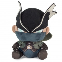 "Bloodborne Plush ""Hunter"" Stubbins"