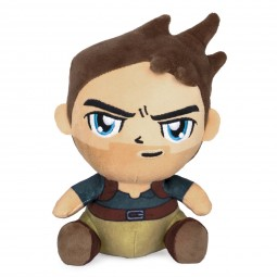 "Uncharted 4 Plush ""Nathan Drake"" Stubbins"