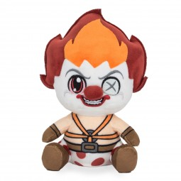 "Twisted Metal Plush ""Sweet Tooth"" Stubbins"